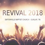 Revival 2018 - Sunday AM